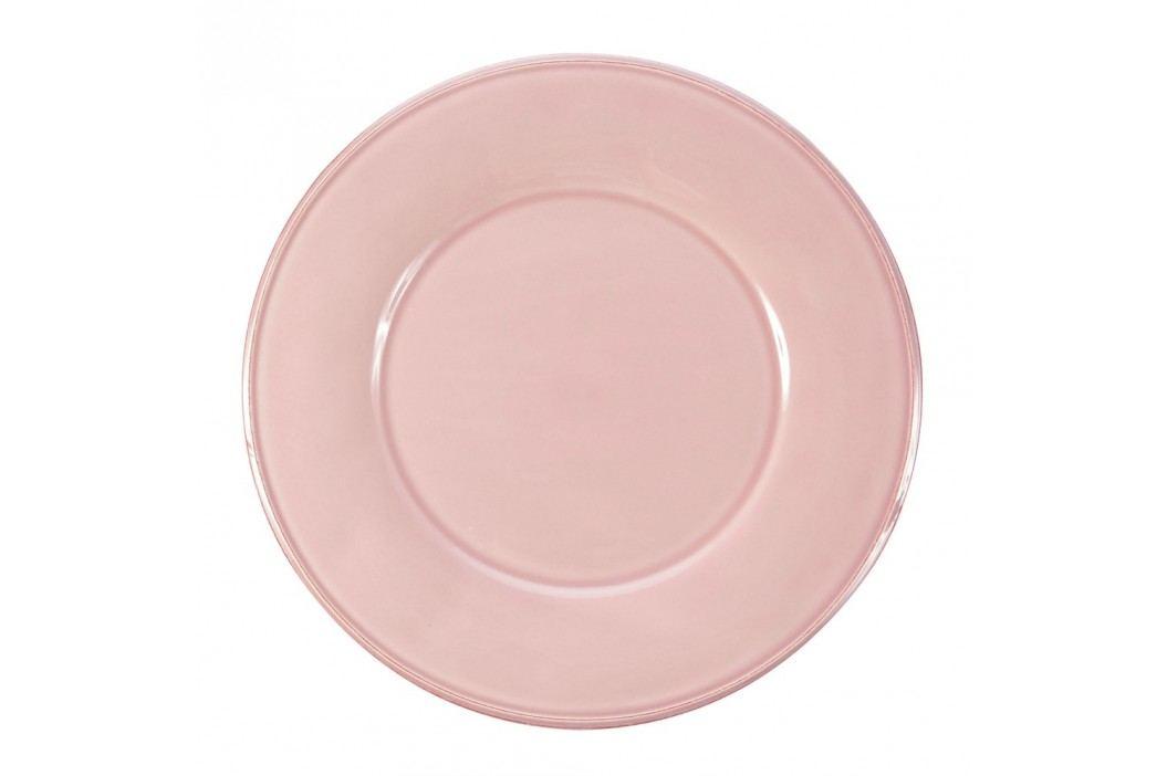Farfurie desert Côté Table Constance, ⌀ 23,5 cm, roz Farfurii