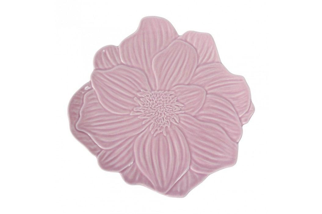 Farfurie desert Côté Table Rosal, roz Farfurii