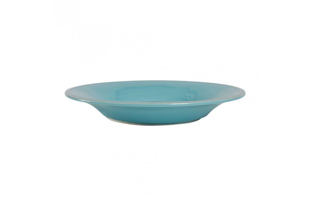 Farfurie adâncă din ceramică Côté Table, ⌀27 cm, albastru Farfurii