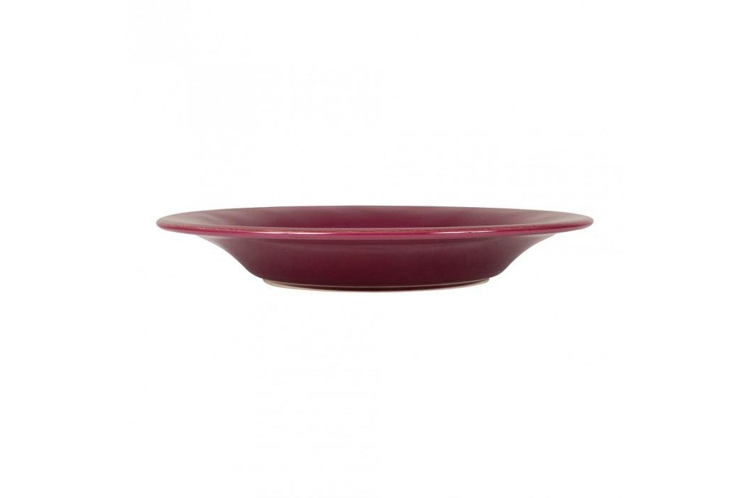 Farfurie adâncă din ceramică Côté Table Constance, mov Farfurii