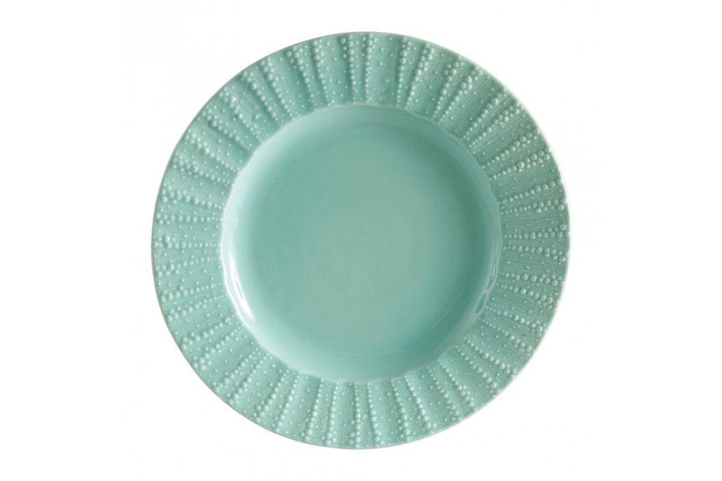 Farfurie pentru servit Côté Table Posei, verde Farfurii