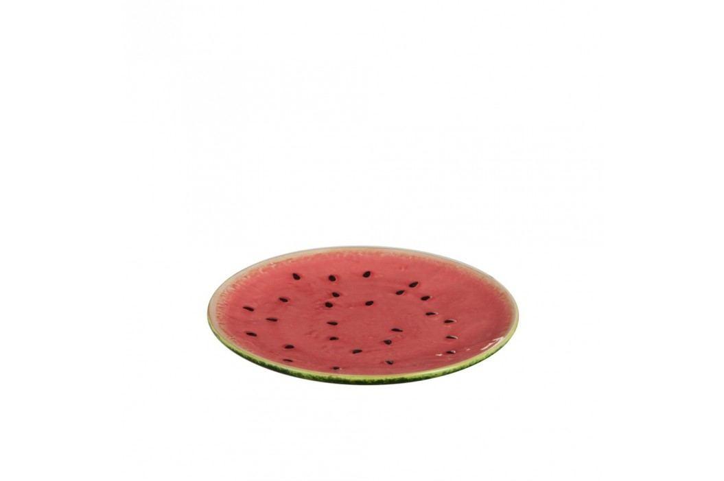 Farfurie J-Line Watermelon, ⌀ 23 cm Farfurii