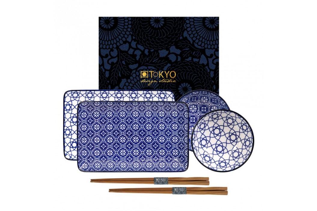 Set cadou pentru sushi Tokyo Design Studio Farfurii