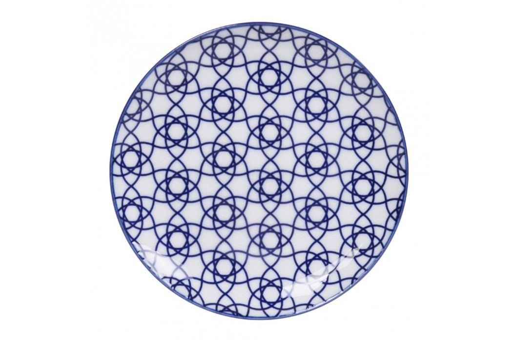 Farfurie din porțelan Tokyo Design Studio Stripe, ø 16 cm Farfurii