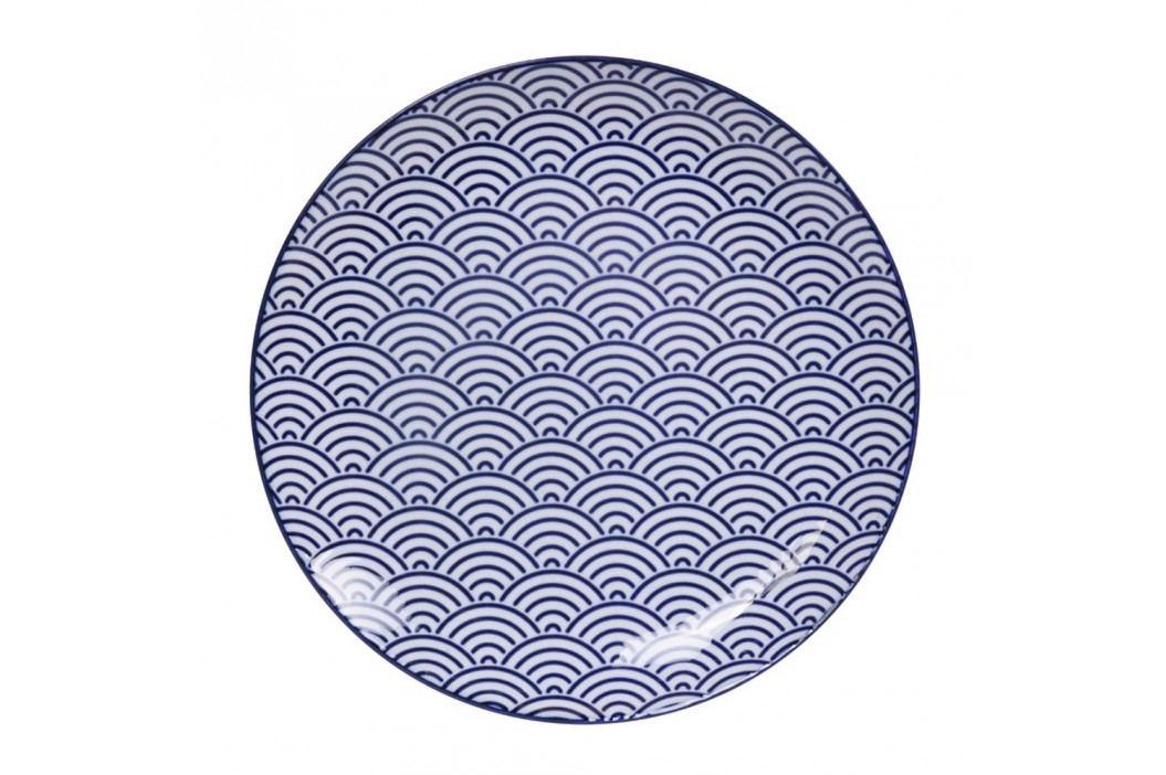 Farfurie din porțelan Tokyo Design Studio Wave, ø 25,7 cm Farfurii