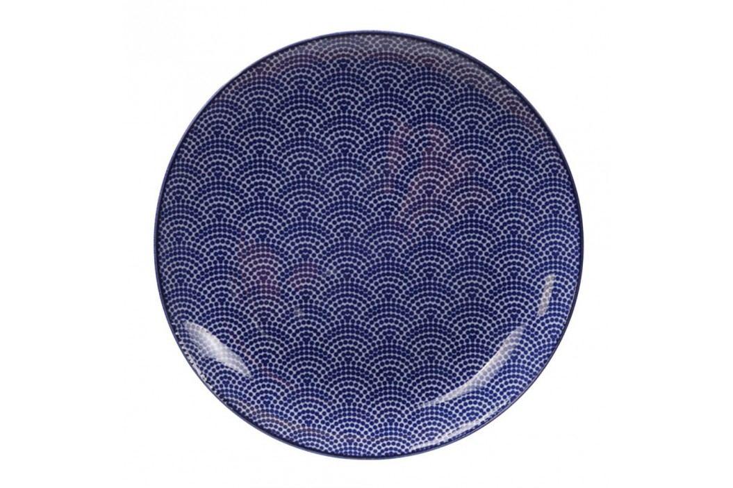 Farfurie din porțelan Tokyo Design Studio Dots, ø 25,7 cm Farfurii
