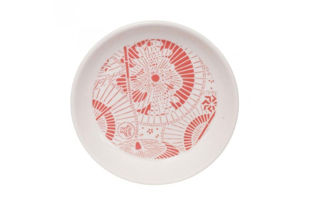 Farfurioară pentru plicul de ceai Tokyo Design Studio Umbrella, ø 9 cm Farfurii
