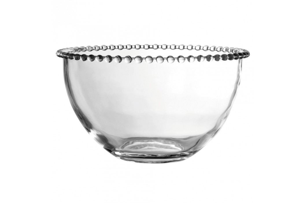 Bol din sticlă pentru salată Côté Table Pearls Accesorii bucătărie