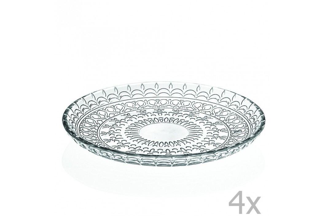 Set 4 farfurioare pentru cești RCR Cristalleria Italiana Vanda Accesorii bucătărie