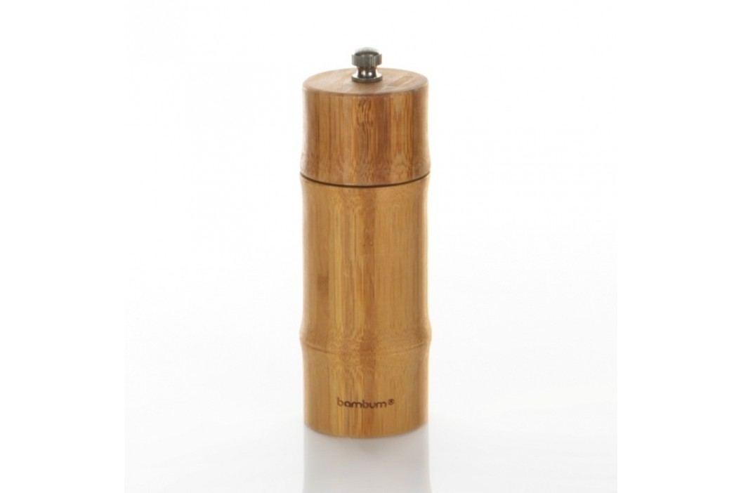 Rășniță sare și piper Bambum Madras, 14 cm Accesorii bucătărie