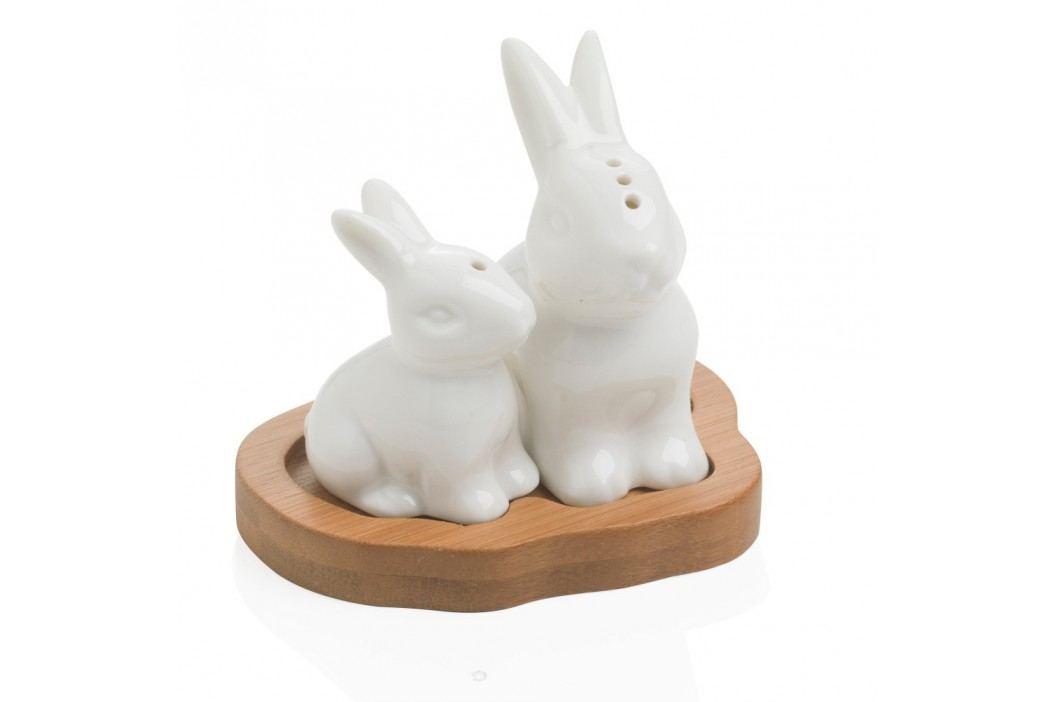 Solniță și piperniță Brandani Rabbit Solnițe și pepernițe