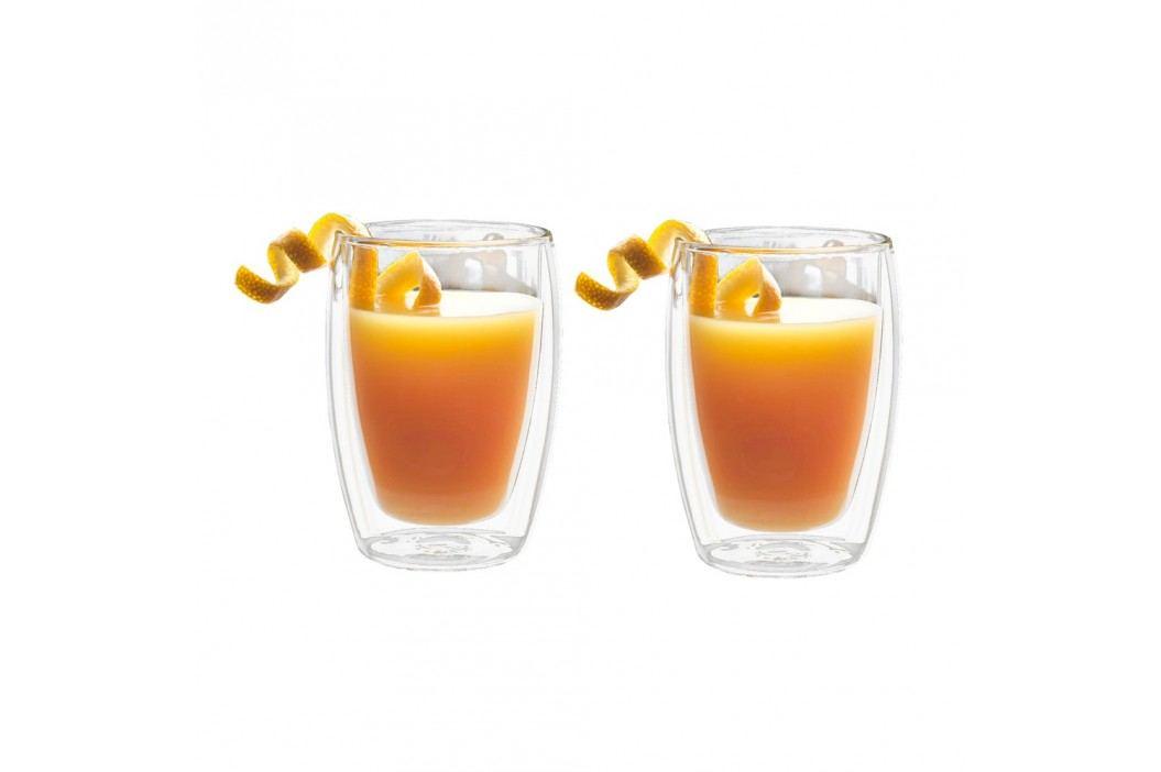 Set 2 pahare cu pereți dubli Bredemeijer Juice, 270 ml Pahare și borcane