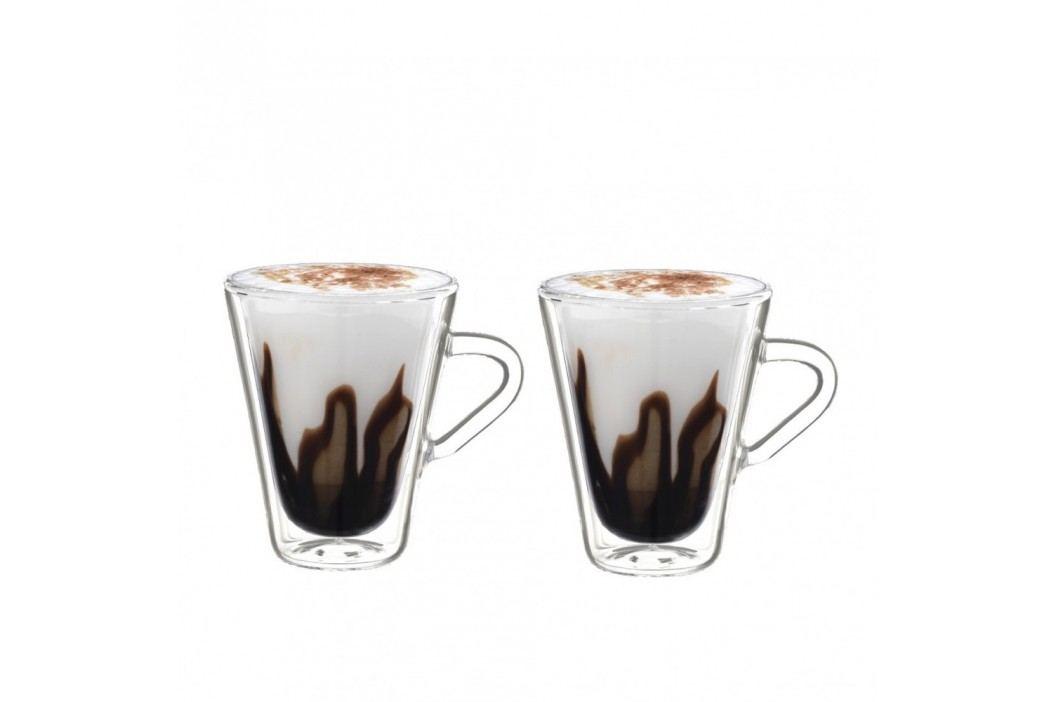 Set 2 pahare cu pereți dubli pentru espresso Bredemeijer, 105 ml Pahare și borcane