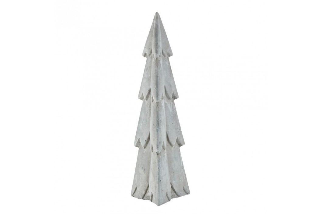 Statuetă KJ Collection Christmas Tree, 32,5 cm, gri Decorațiuni si accesorii