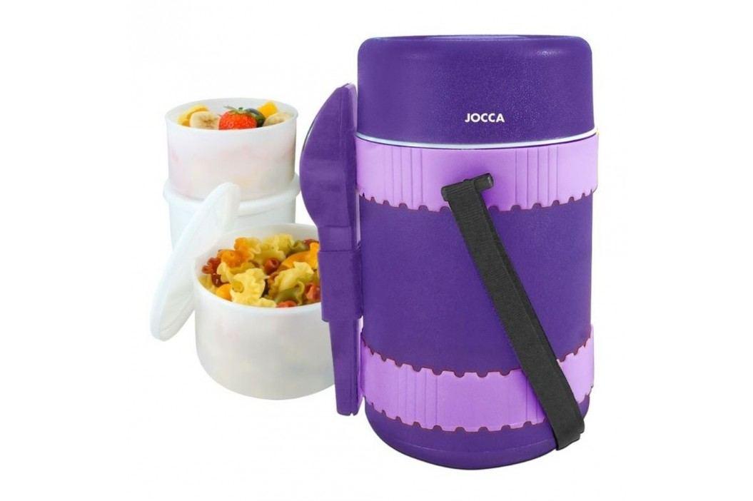 Recipient termic Jocca PurpleThermal Pahare și borcane