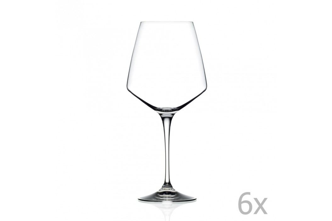 Set 6 pahare pentru vin RCR Cristalleria Italiana Alberta Pahare și borcane