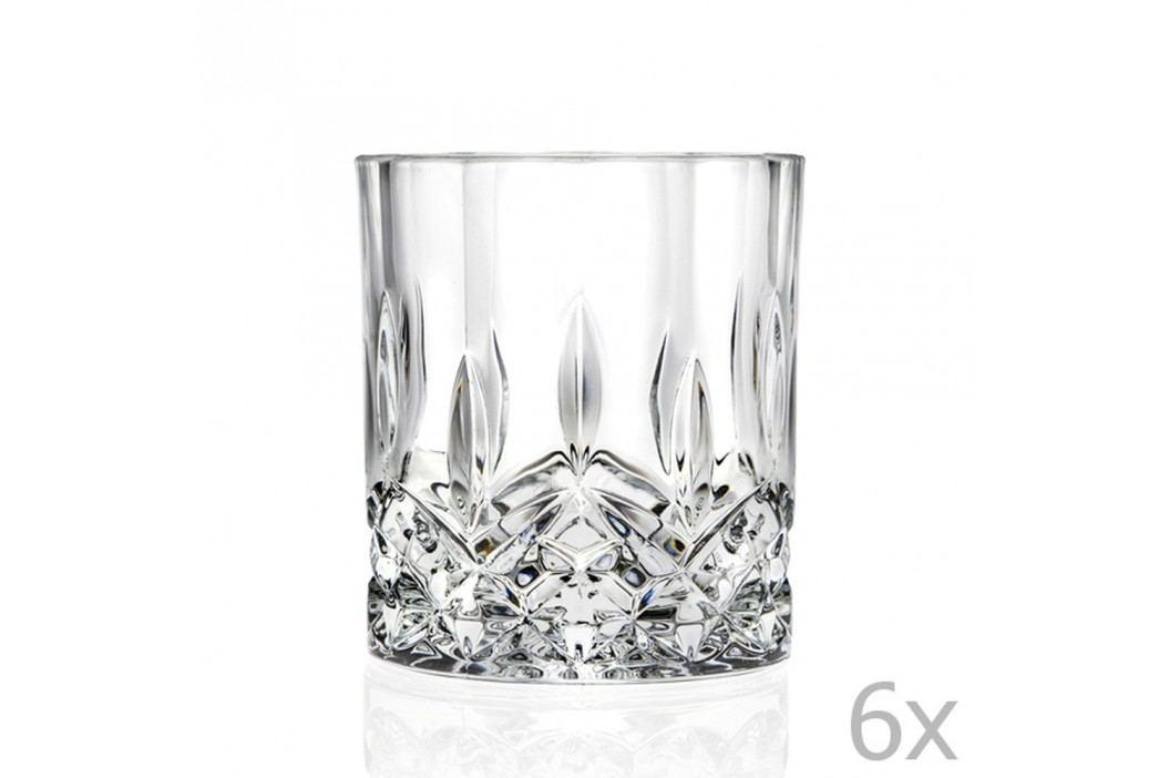 Set 6 pahare RCR Cristalleria Italiana Alda Pahare și borcane