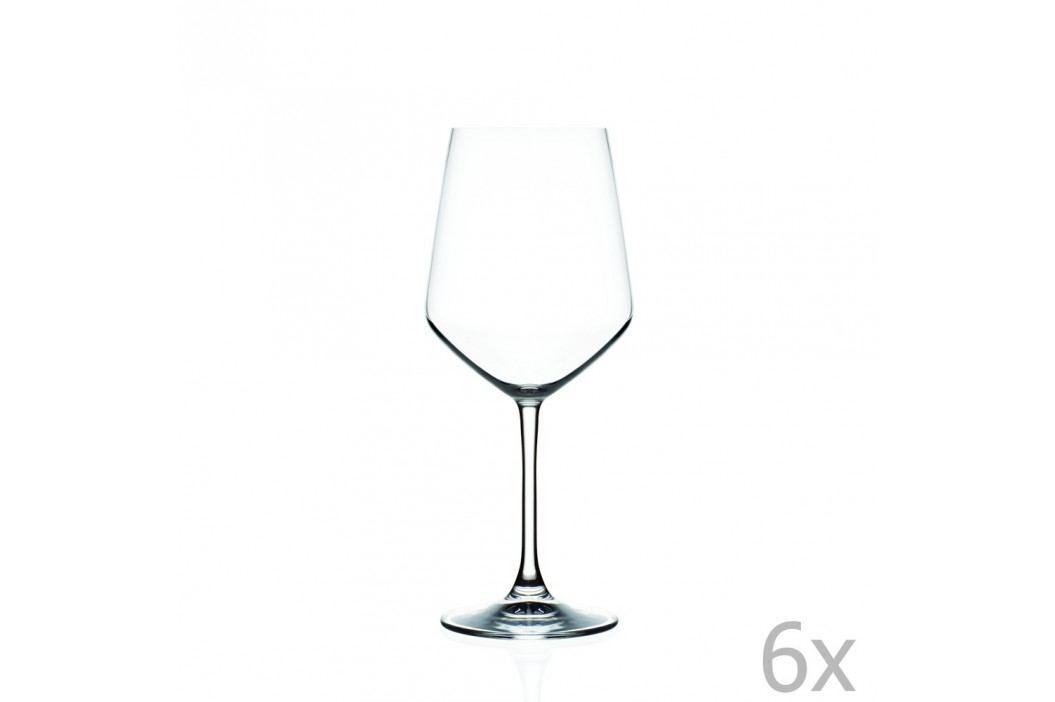 Set 6 pahare pentru vin RCR Cristalleria Italiana Annalisa Pahare și borcane
