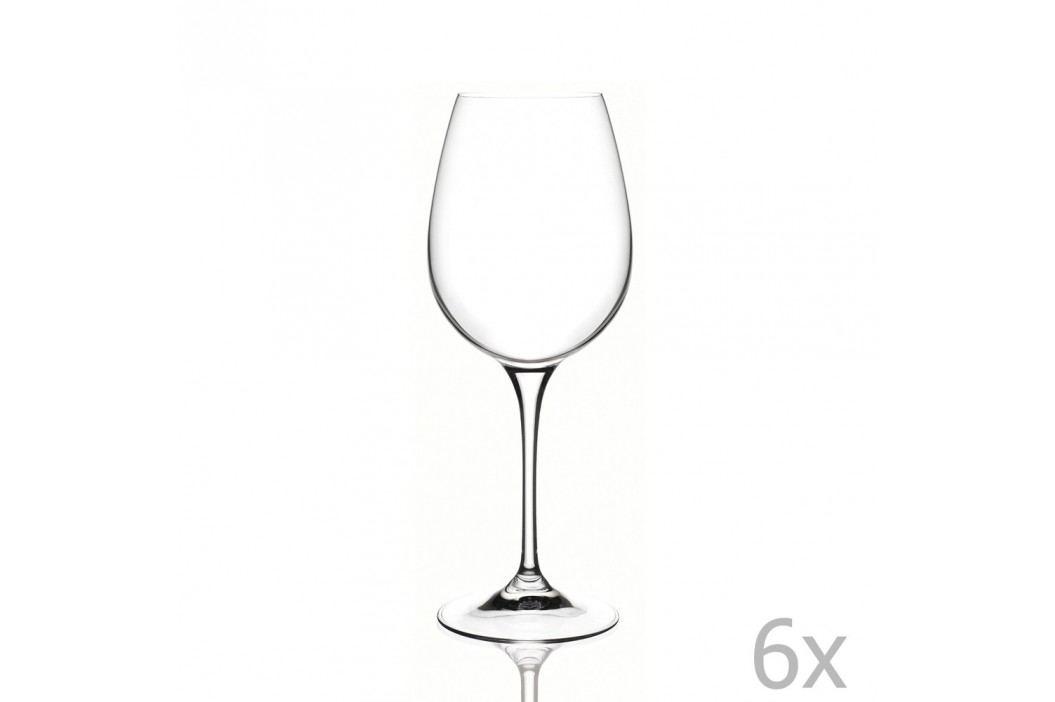 Set 6 pahare pentru vin RCR Cristalleria Italiana Giorgia Pahare și borcane