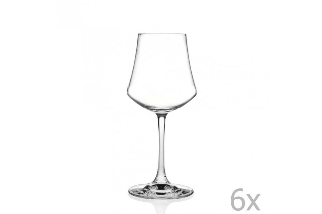 Set 6 pahare pentru vin RCR Cristalleria Italiana Giovanetta Pahare și borcane
