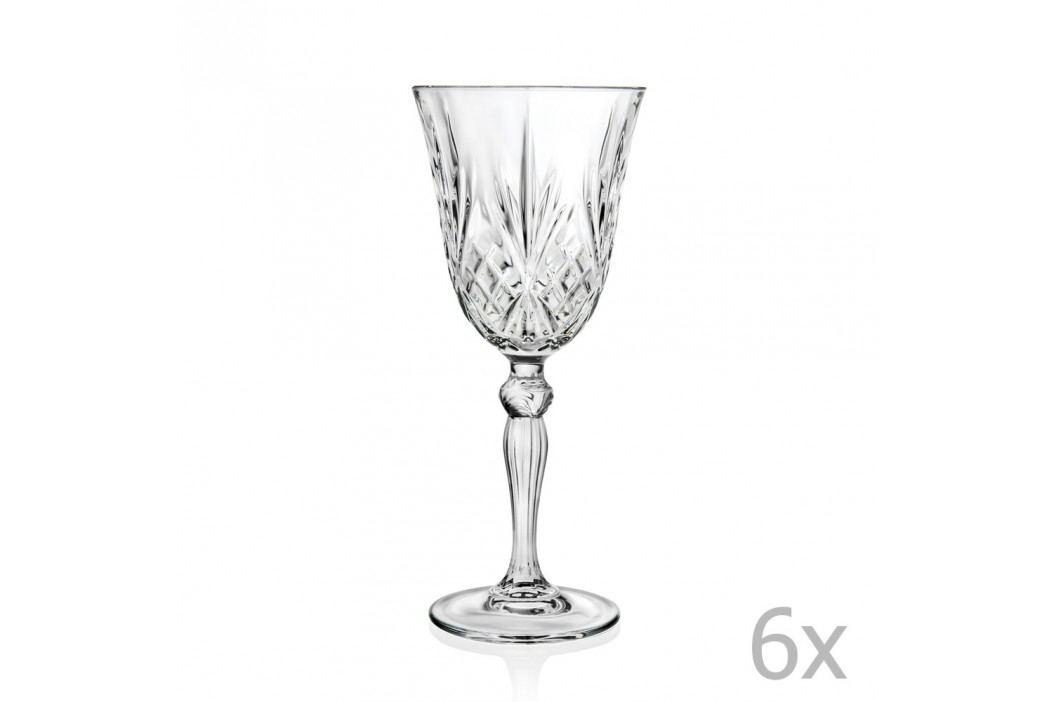Set 6 pahare pentru vin spumant RCR Cristalleria Italiana Grazia Pahare și borcane