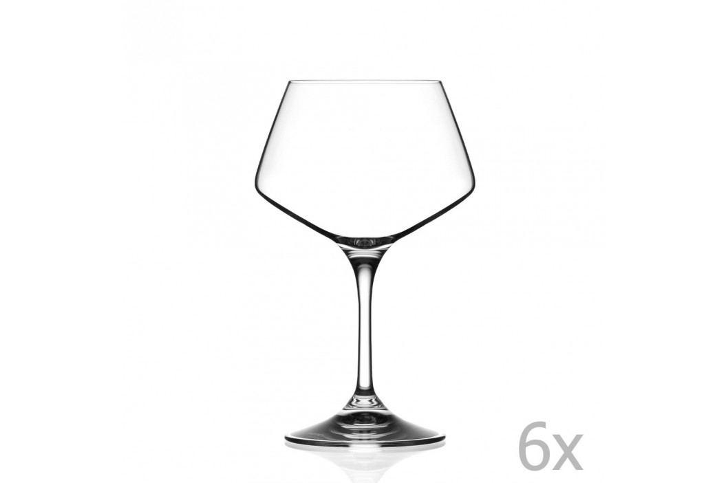 Set 6 pahare pentru vin RCR Cristalleria Italiana Grazia Pahare și borcane