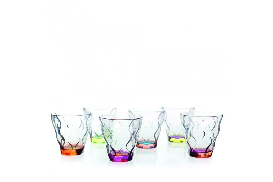 Set 6 pahare RCR Cristalleria Italiana Ilaria Pahare și borcane