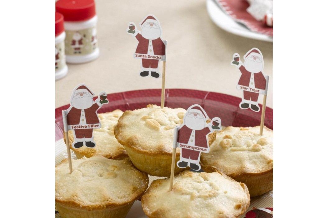 Set 20 scobitori cu ornament Neviti Let It Snow Accesorii pentru gătit și copt