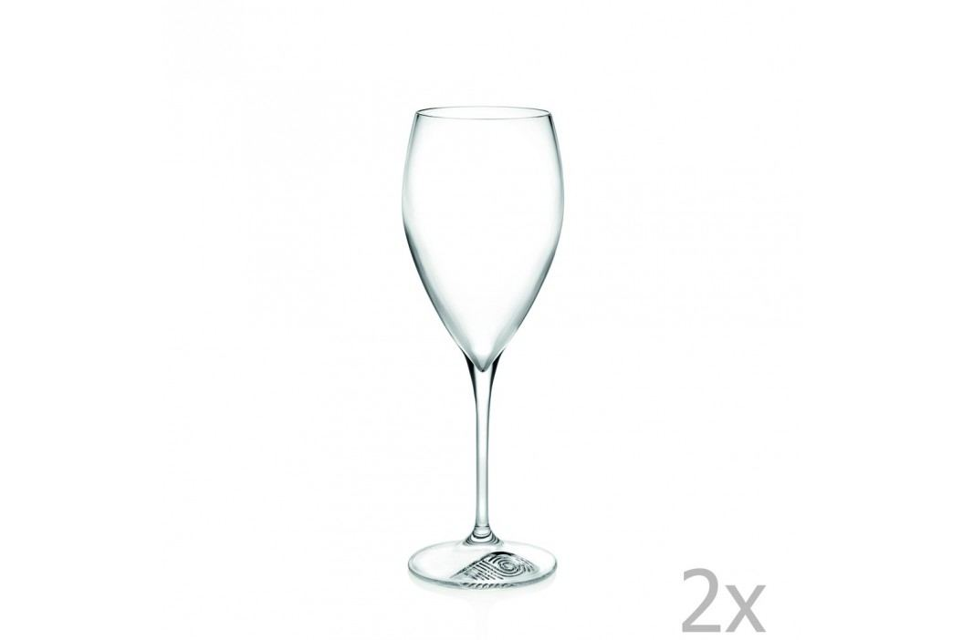 Set 2 pahare RCR Cristalleria Italiana Micheline Pahare și borcane