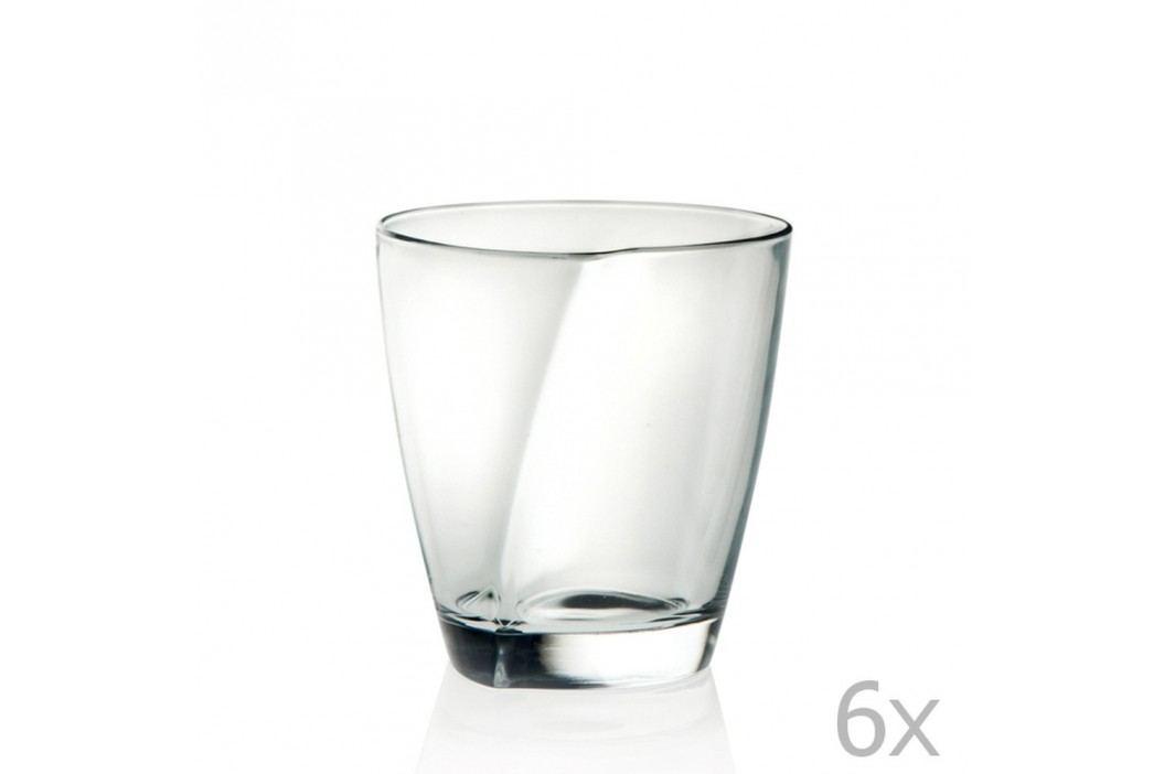 Set 6 pahare RCR Cristalleria Italiana Renata Pahare și borcane
