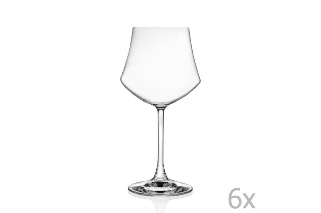 Set 6 pahare pentru vin RCR Cristalleria Italiana Susana Pahare și borcane