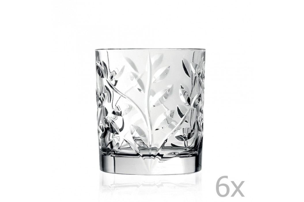 Set 6 pahare RCR Cristalleria Italiana Kaya Pahare și borcane