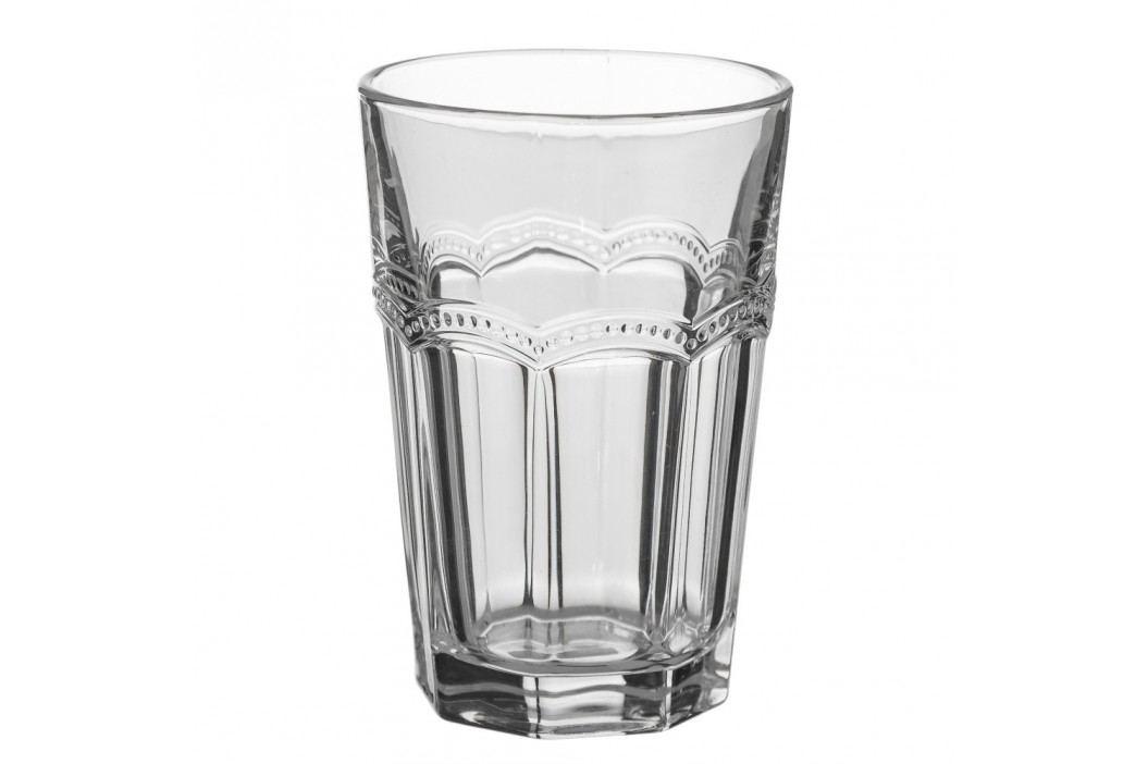 Pahar apă Unimasa Lace, 300 ml Pahare și borcane