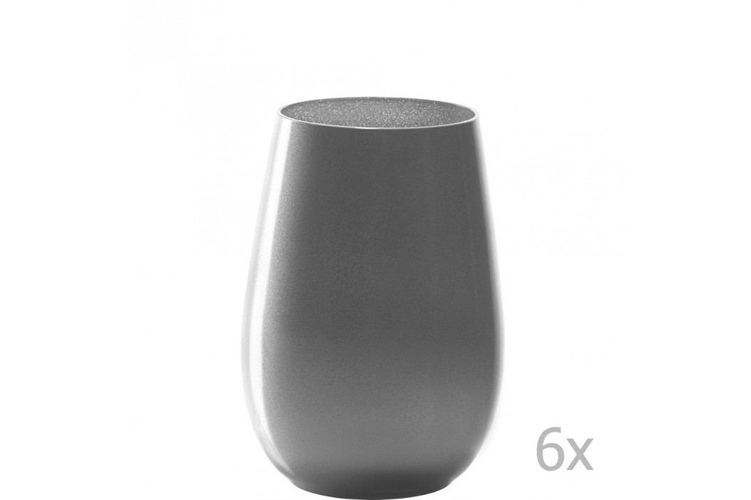 Set 6 pahare Stölzle Lausitz Olympic Beacher, 465 ml, argintiu Pahare și borcane
