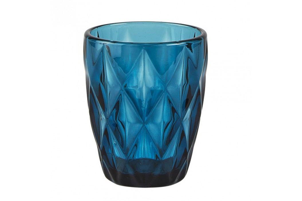 Pahar Villa Collection Blue Glass, 300 ml, albastru Pahare și borcane