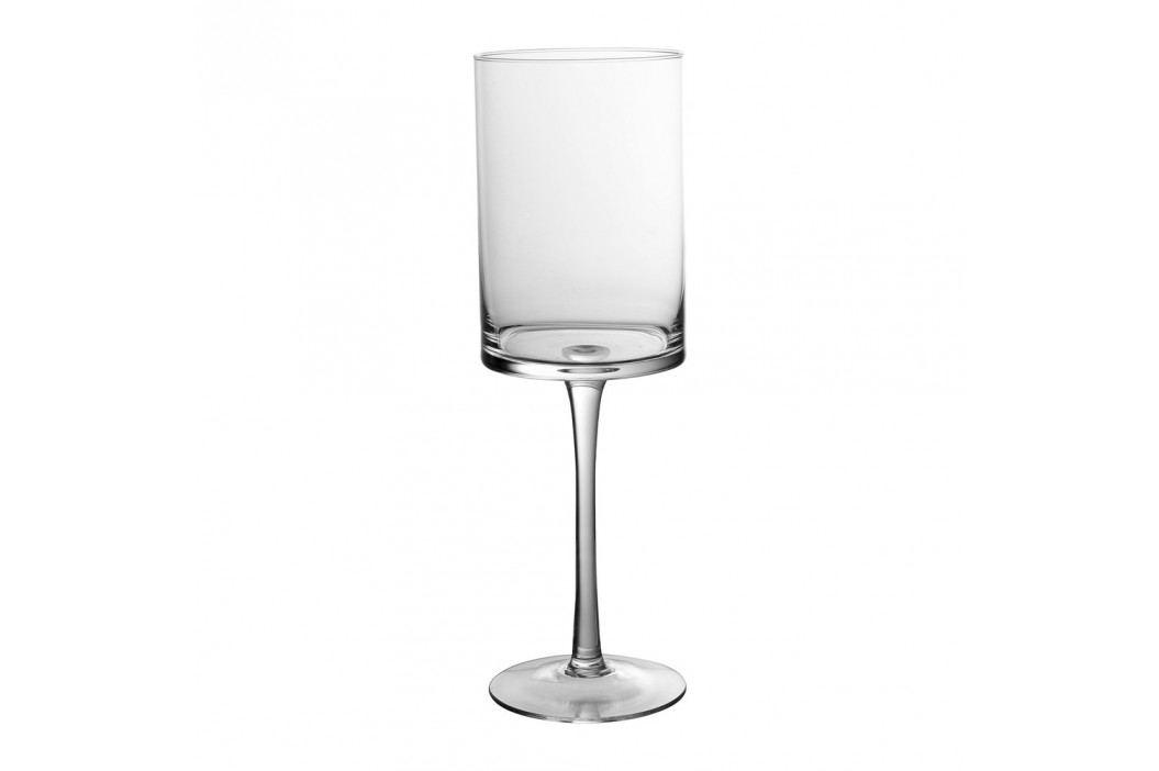 Vază din sticlă Côté Table Genet, înălțime50 cm Pahare și borcane