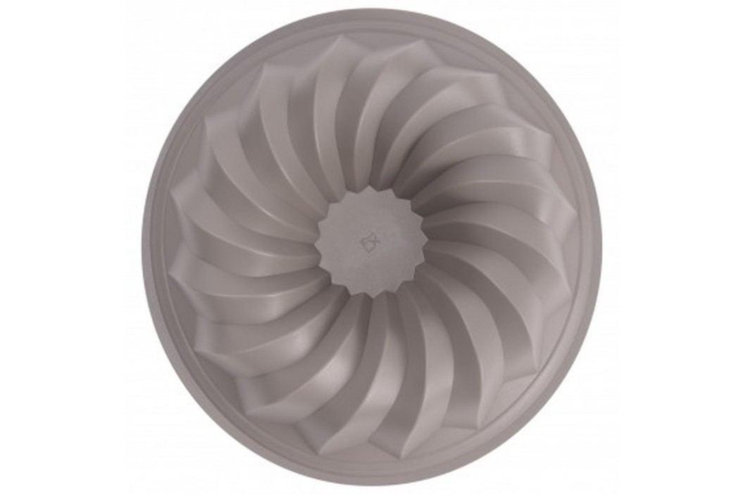 Formă pentru chec din silicon Sabichi Cone, gri Recipiente și forme de copt
