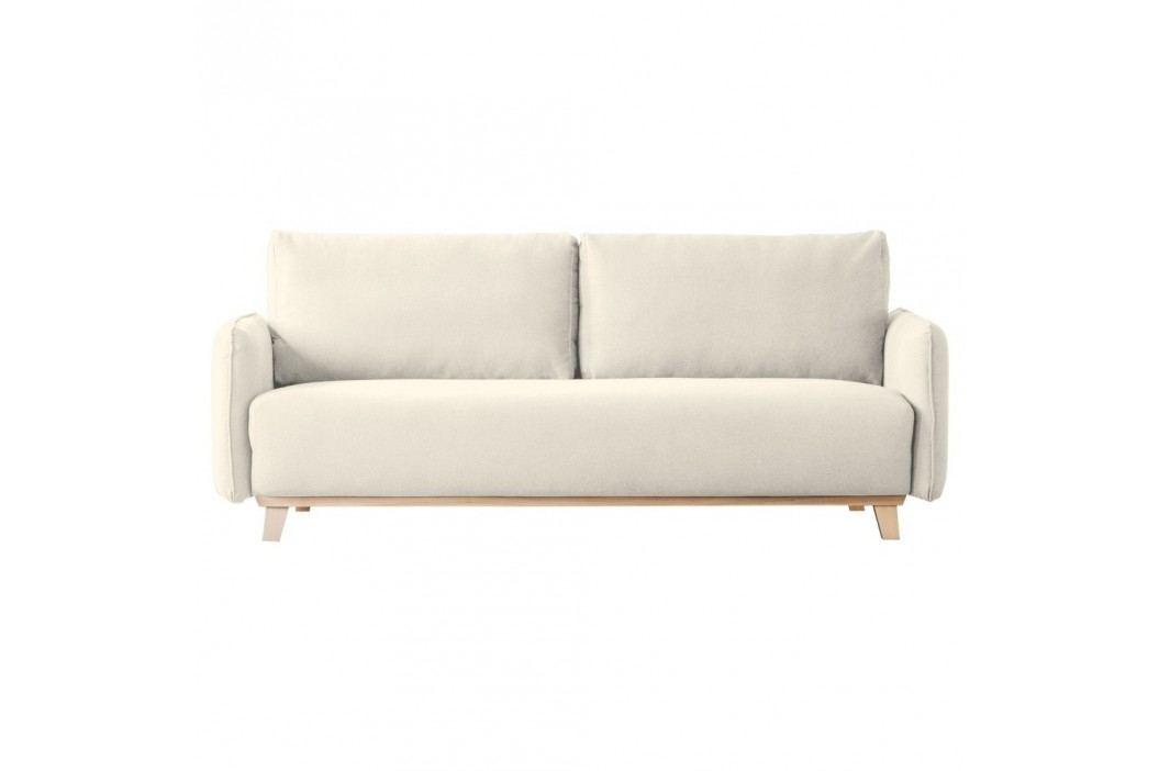 Canapea cu 2 locuri Kooko Home Bebop, bej Canapele