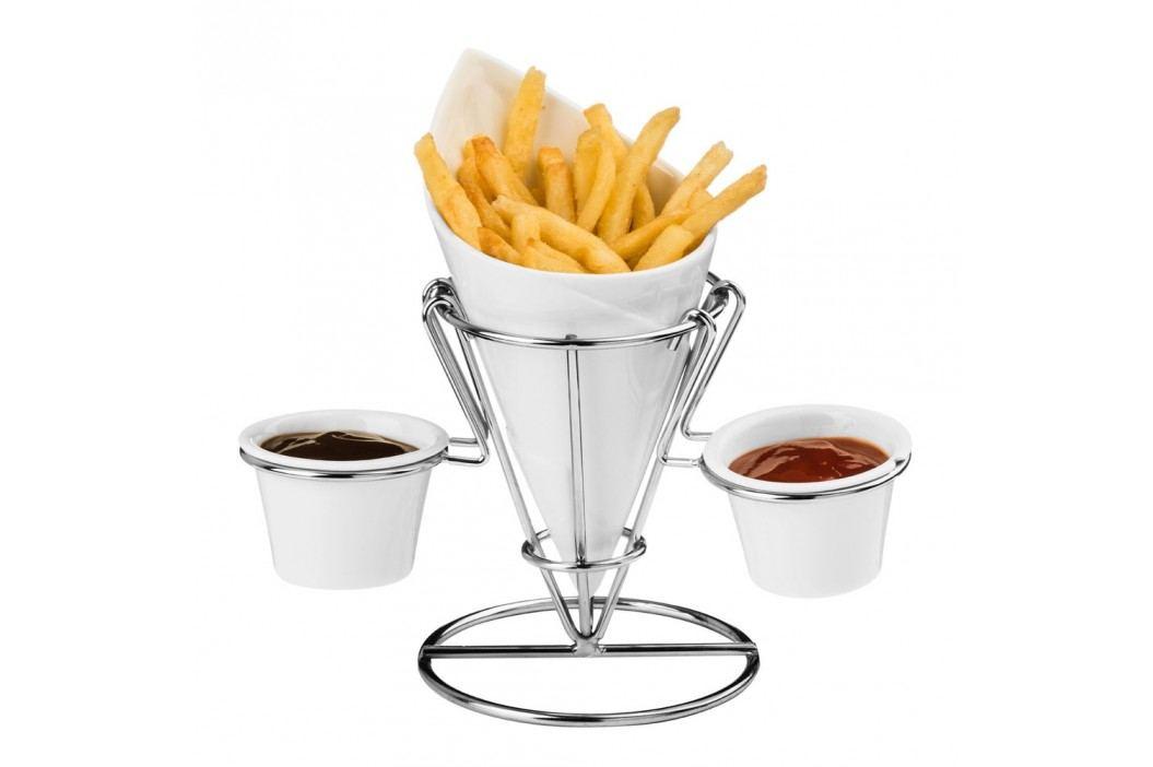 Suport pentru cartofi prăjiți și dip Premier Housewares Hollywood Accesorii bucătărie