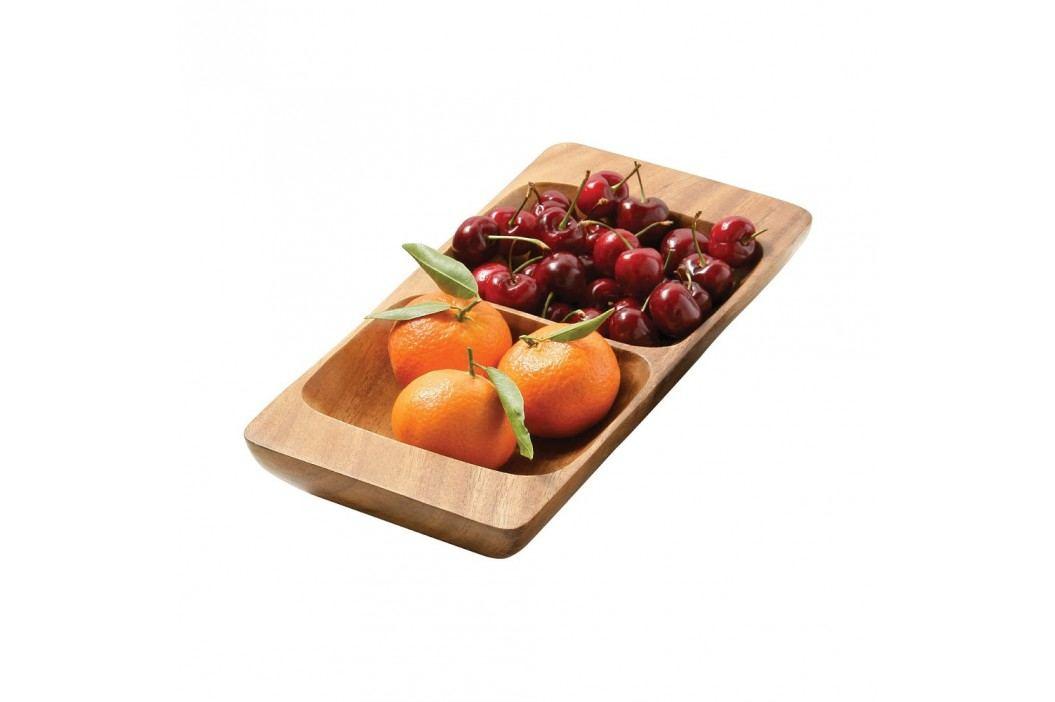 Platou servire din lemn de salcâm Premier Housewares Socoro Accesorii bucătărie