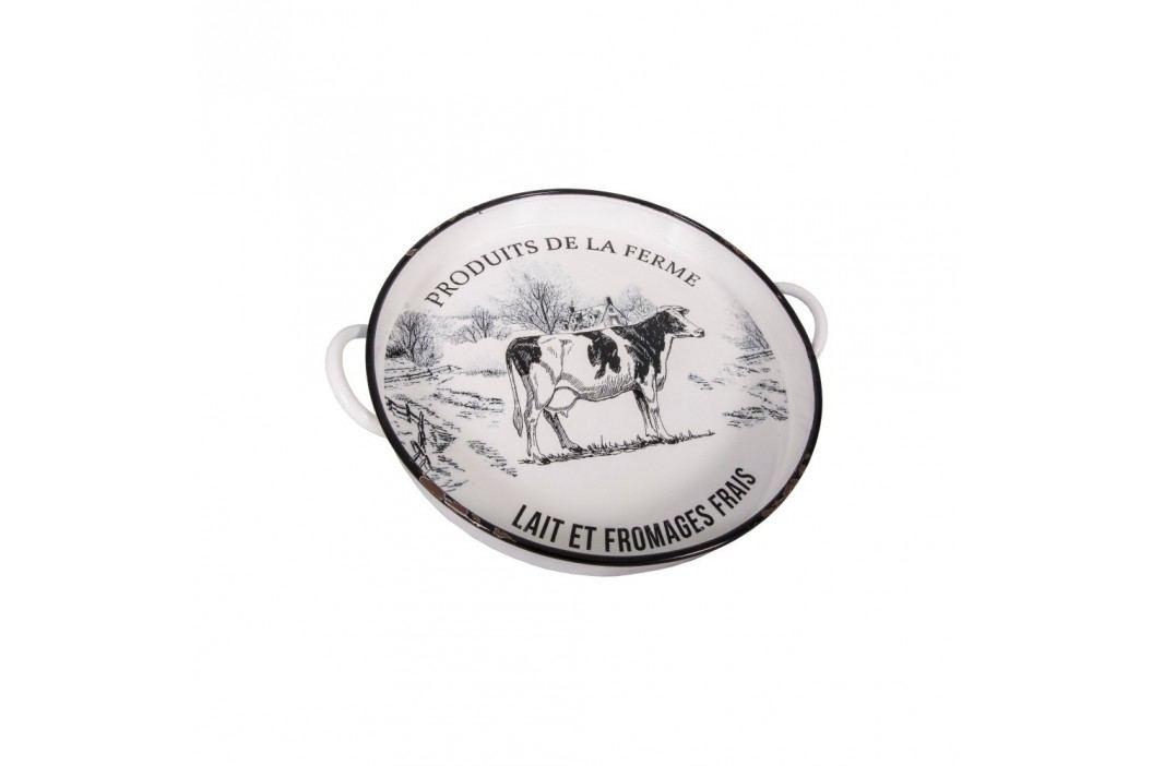 Farfurie pentru brânzeturi Antic Line, alb Accesorii bucătărie