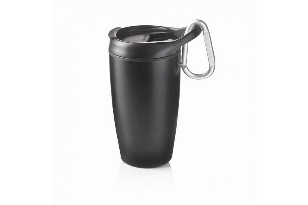 Cană XD Design Nomad, negru, 400 ml Căni