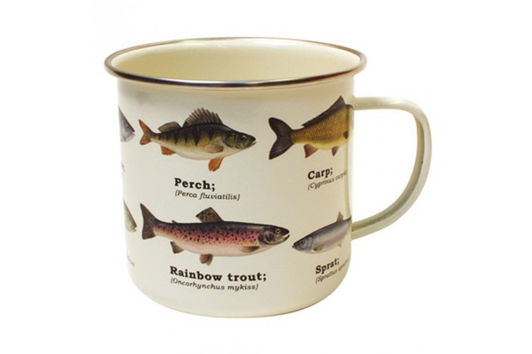 Cană Gift Republic Multi Fish
