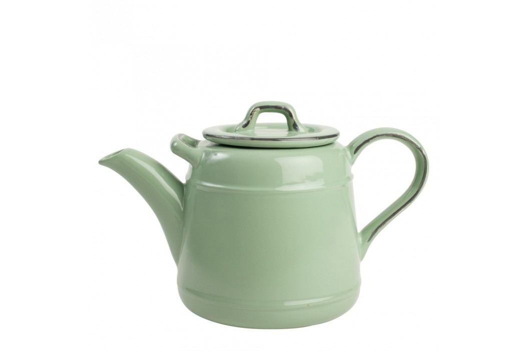 Ceainic din ceramică T&G Woodware Pride of Place, 1,5 l, verde Ceainice