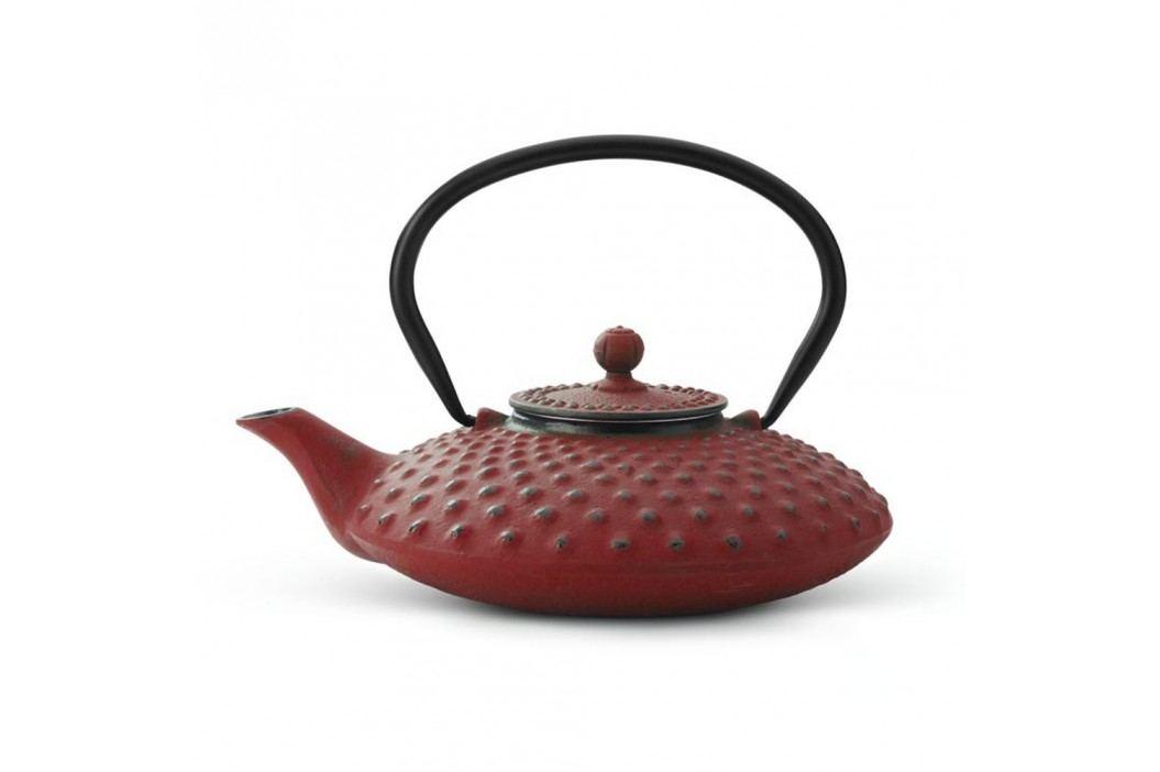 Ceainic din fontă cu infuzor Bredemeijer Xilin, 0,8 litri, roșu Ceainice