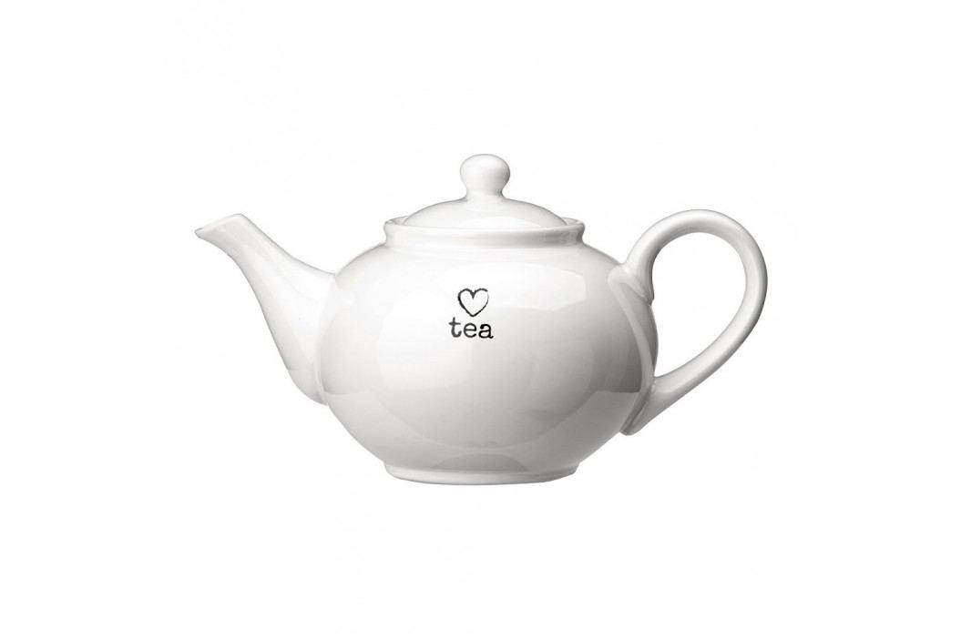 Ceainic Premier Housewares Charm, 1250 ml, alb Ceainice