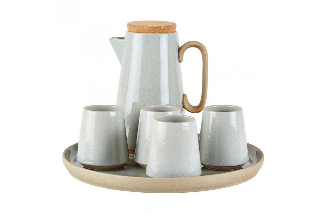 Set servire cafea Villa Collection Ceainice