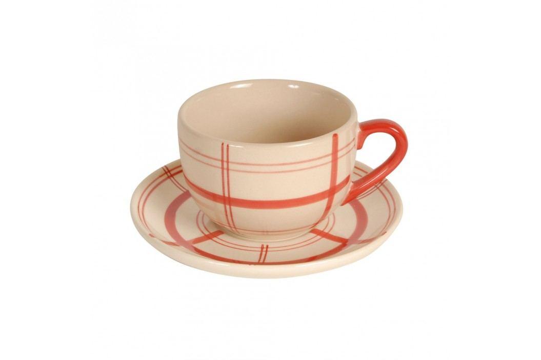 Ceașcă și farfurioară Antic Line Cup Sharp Căni