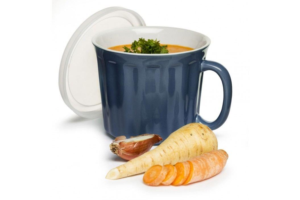 Cană pentru supă Sagaform 500 ml, albastru Căni
