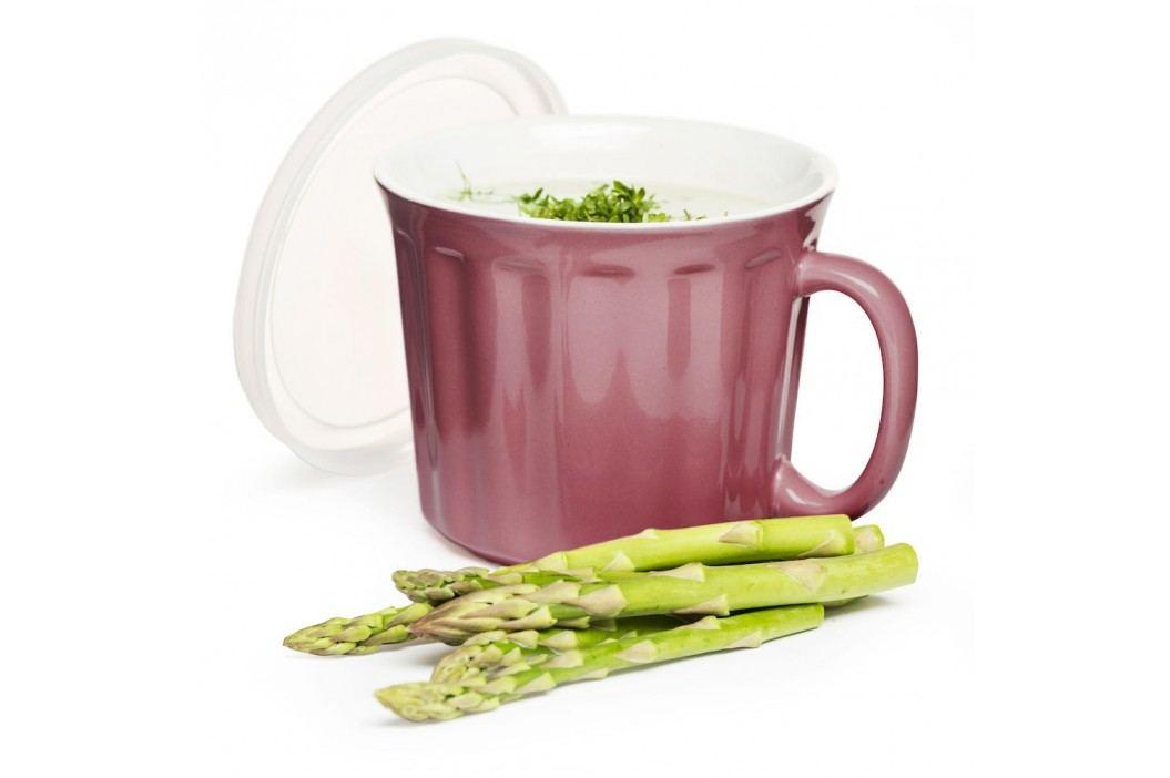 Cană pentru supă Sagaform 500 ml, roz Căni